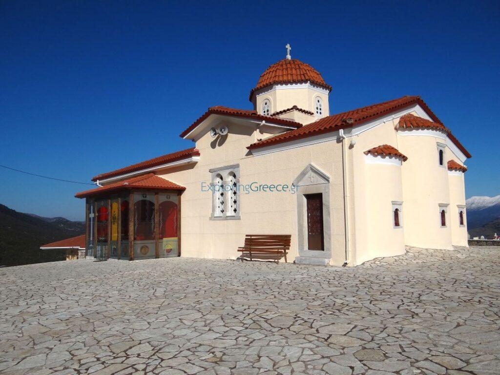 Εορτή Ιερού Ναού Παμεγγίστων Ταξιαρχών Λεβιδίου